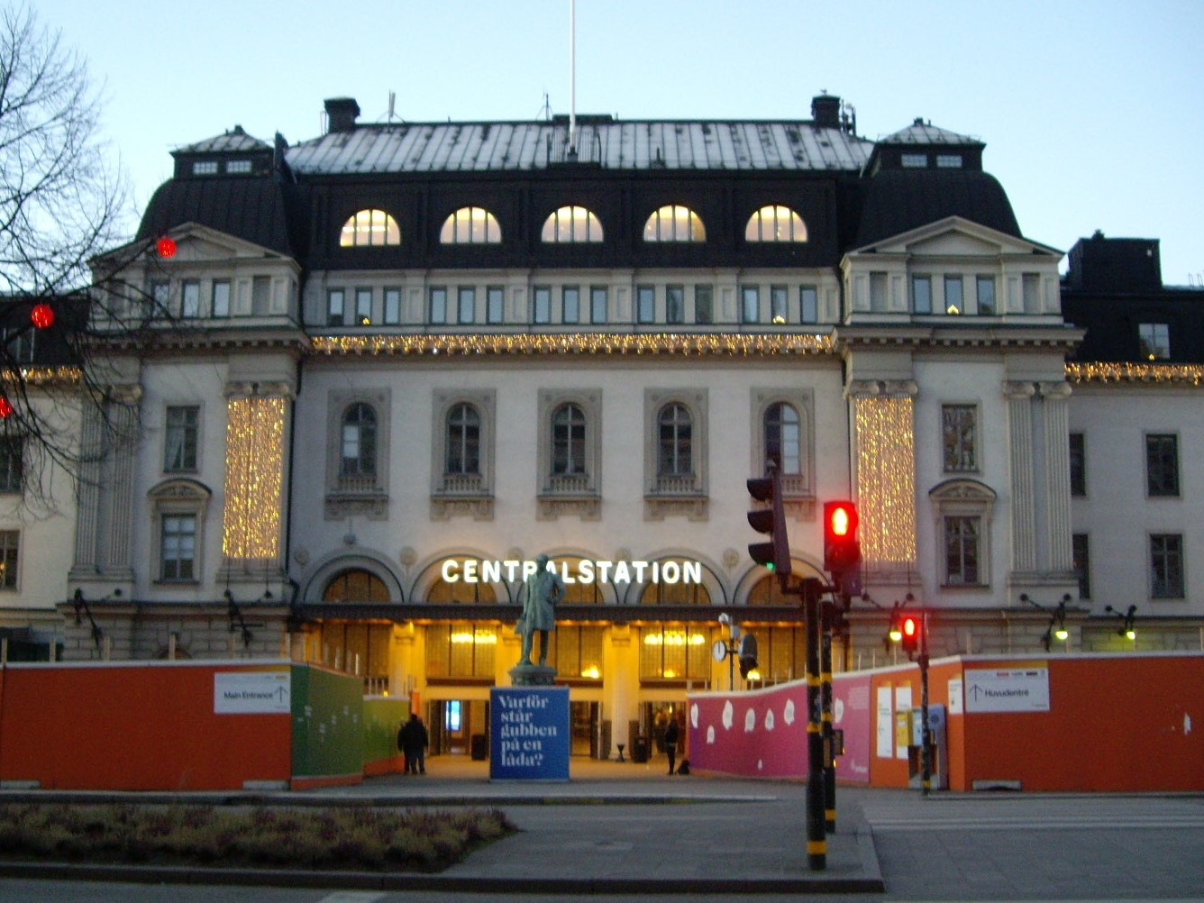 STO central