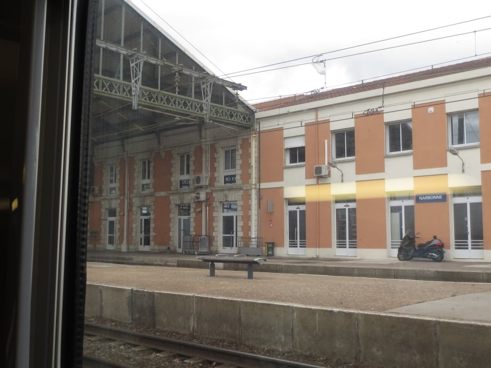 TGV NARBONNE