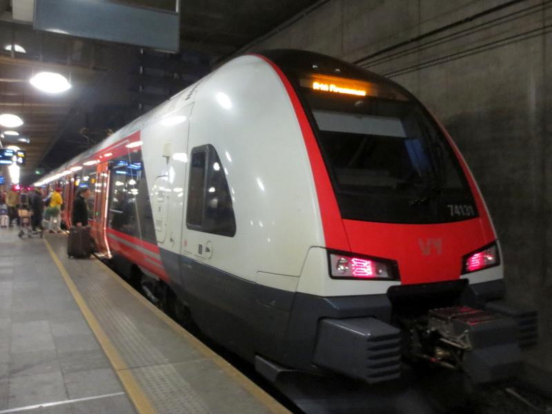 NY TRAIN